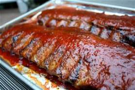 BBQ BABYBACK RIBS