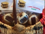 smores cookie packages