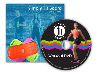 EXERCISE SIMPLY FIT BOARD