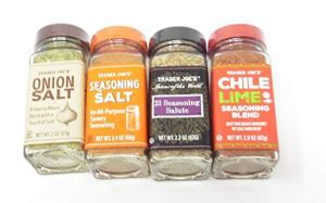 TRADER JOE'S FOUR SPICES