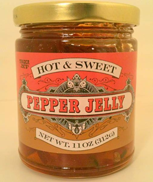 TRADER JOE'S SWEET PEPPER JELLY